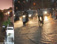 Nagpur the center point of India received heavy rainfall on 31st july 2013. Here is some pictures of 101.4mm rainfall between 8.30am and 8.30pm on Wednesday. Of this, 73.1mm rainfall between 5.30pm...