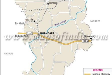 bhandara district