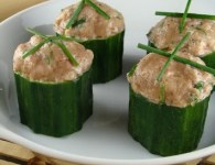 Stuffed cucumber is a perfect recipe could be served as side dish. Cucumber is always used as a salad in our daily diet, Here , we tried to give our...