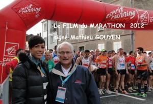 LE FILM … LE FILM DU MARATHON 2012