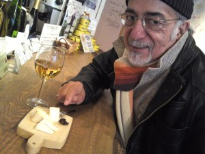 Robert Gillels, Food Writer