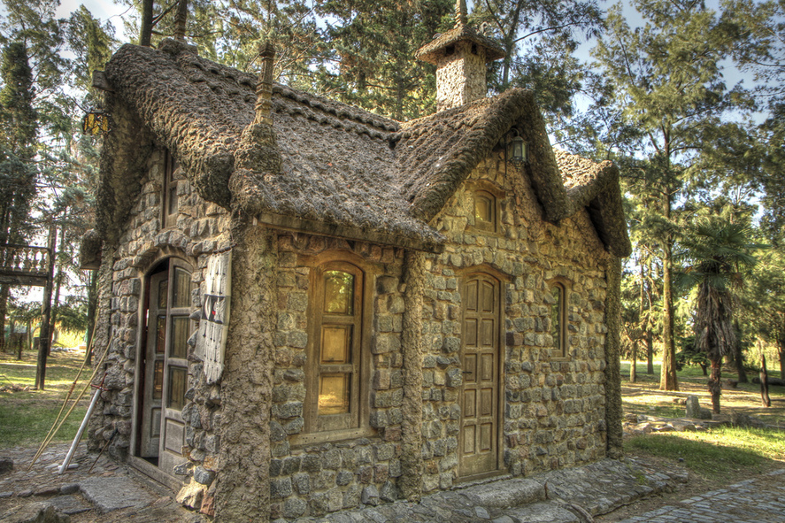 Campanopolis: una aldea medieval perdida en Argentina