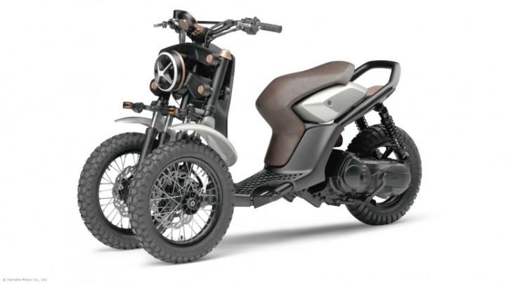 As ser n las motos del futuro seg n yamaha marcelo pedra for Sillas para motos