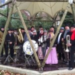 Charles Dickens Band in Delft