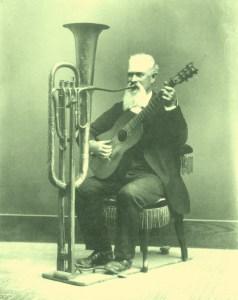 One-man band