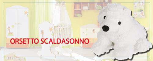 Orsetto Scaldasonno