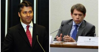 Leonardo Gadelha e Daniel Maciel