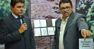 Raoni Mendes dá Zero para Ricardo Coutinho