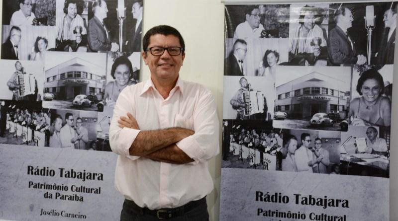 Banner do Livro Radio tabajaras de Joselio_foto walter rafael (6) (1)