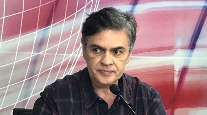 CÁSSIO diz que 'não será o fim do mundo duas candidaturas'