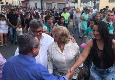 ZÉ MARANHÃO faz movimento de pré-candidato em Picui