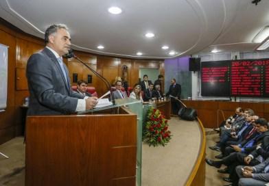 Na Câmara: 'A JOÃO PESSOA do presente tem futuro'