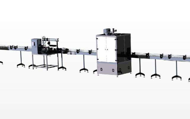 Packaging Line, Packaging System, Packaging Equipment