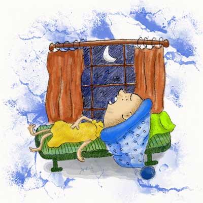 asleepcolored2