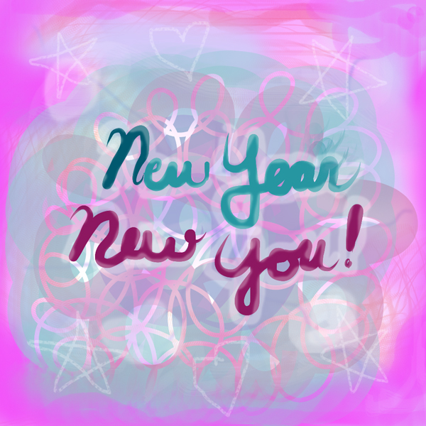 New Year New You Writers Edition