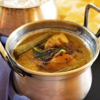 Sambar - Spicy Lentils with Drumstick