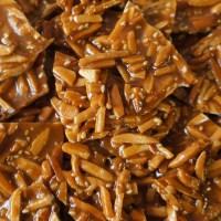 Vote for my Almond Brittle Recipe
