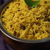 Tamarind Rice - Imli Chawal