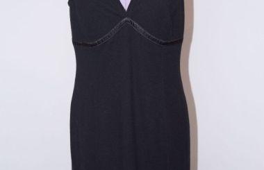 Marc Aurel, schwarzes Kleid Gr.38, Oberstoff: Wolle, Preis: € 39.-