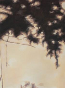 Sin título IV. Mixta sobre lienzo, 130 x 97 cm. 2012