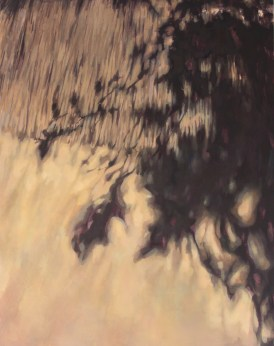 Sin título IX. Mixta sobre lienzo, 146 x 114 cm. 2012