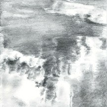 Grafito sobre papel, 13,5 x 13,5 cm. 2013