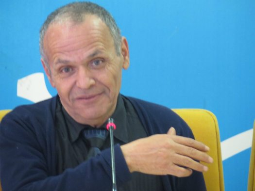 Youssef Rzouga, poeta de Túnez