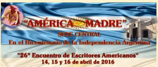 America Madre Argentina portada 2016