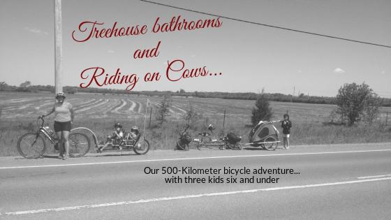 family bicycle adventure