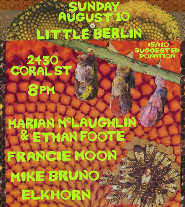 Aug. 10 @Little Berlin