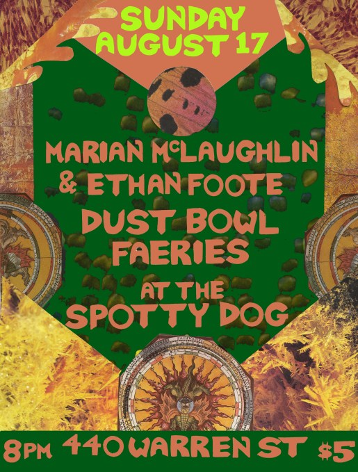Aug. 17 @The Spotty Dog