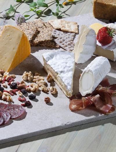 Riktig vin til ostefatet