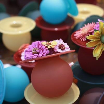 Ny kolleksjon av den populære vasen Boblen