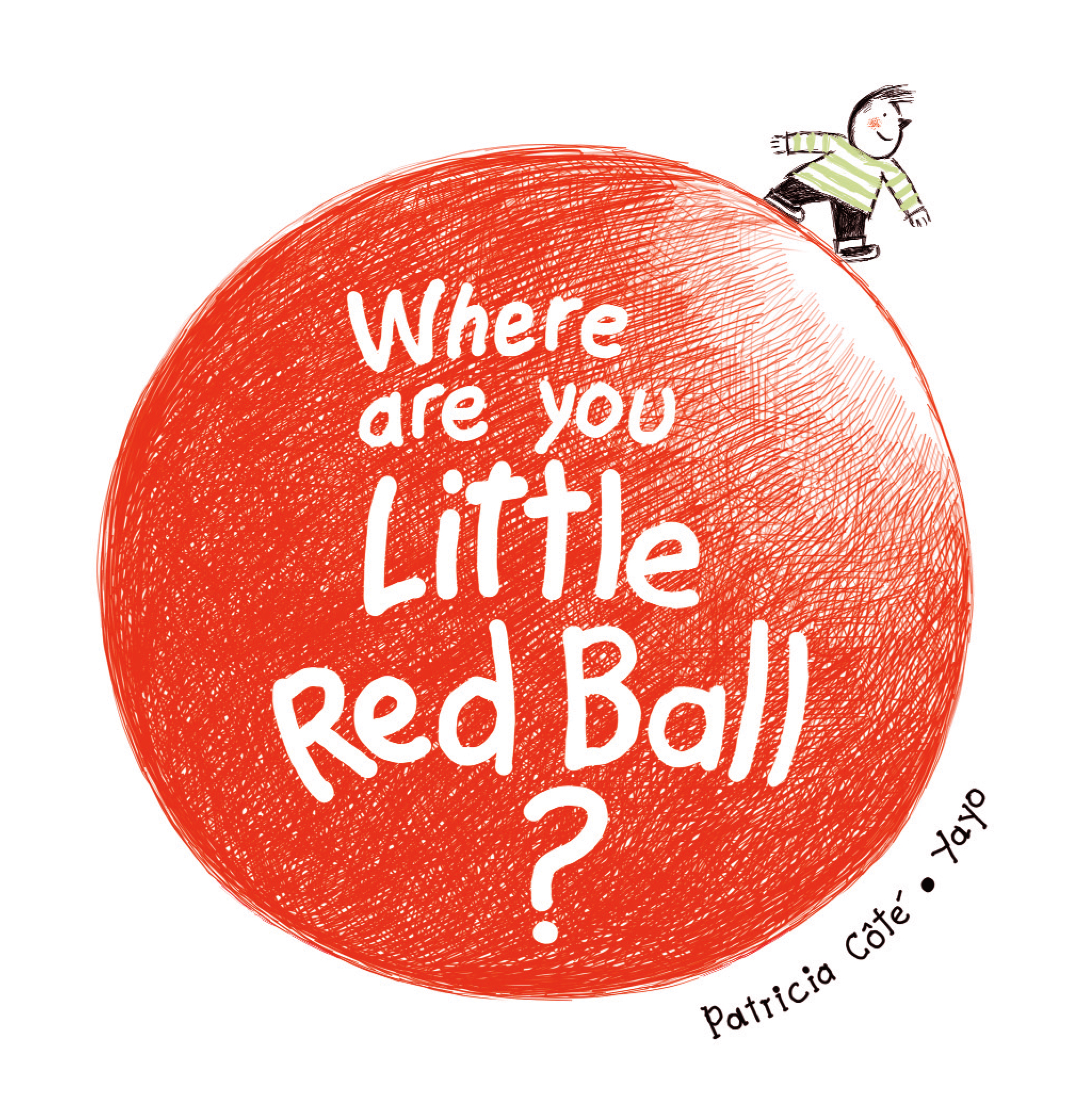 small red ball