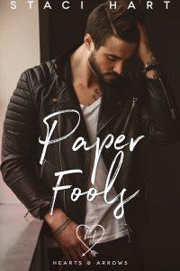 Release blitz: Paper Fools ~ Staci Hart