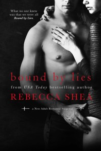 Book review: Bound by Lies ~ Rebecca Shea
