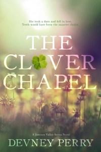 Pre-order blitz: The Clover Chapel ~ Devney Perry