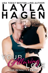Book review: Your Alluring Love ~ Layla Hagen