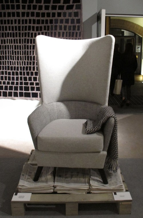 Heals Orwell Wing chair