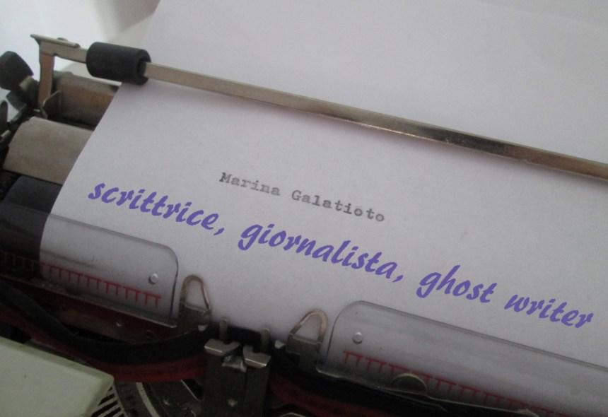 ghost writer marina galatioto