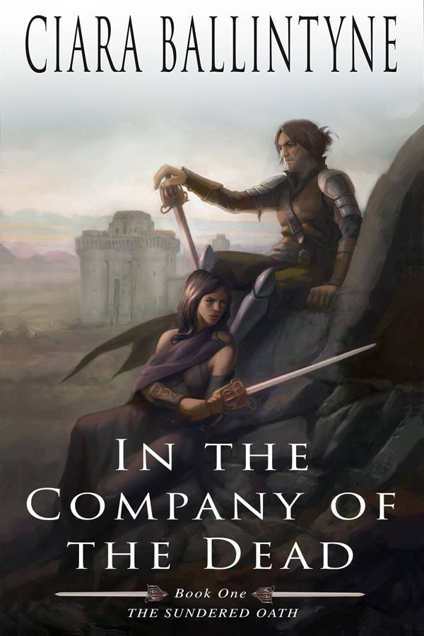 In the Company of the Dead by Ciara Ballintyne