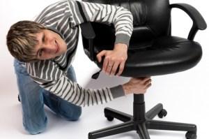 office chair maintenance