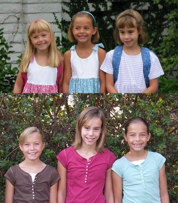 5th grade girls gymnastics