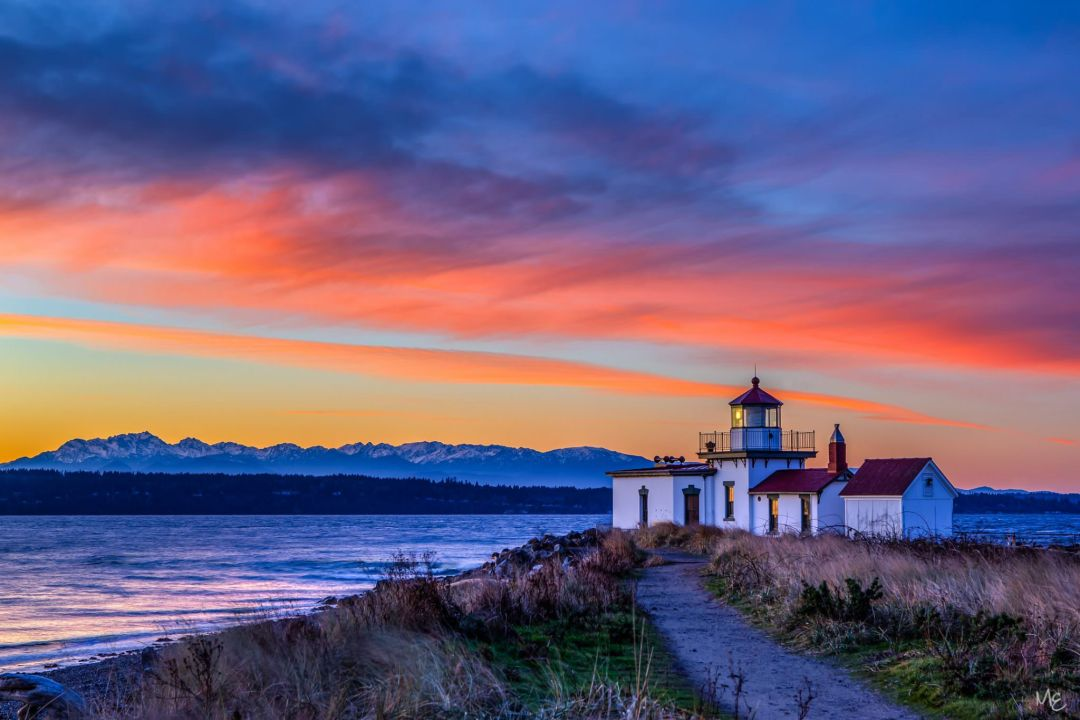 Mark Epstein Photo   Westpoint Sunset