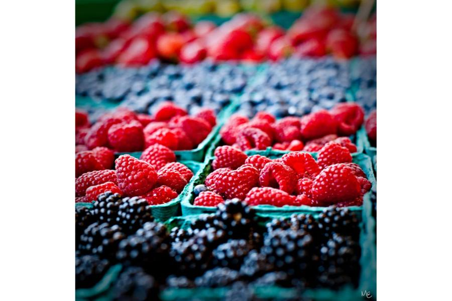 Mark Epstein Photo | Fresh Berries