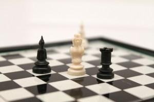 marketing stratégia hasonlít a sakkjátszmához…