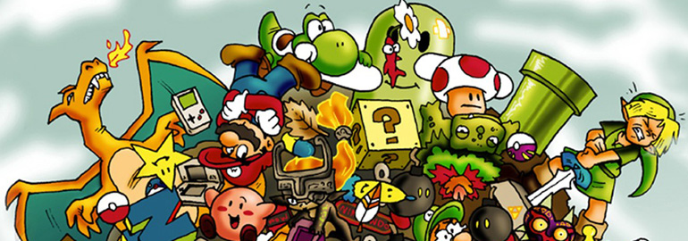 Nostalgia Uma Nova Fonte De Renda Marketing Amp Games