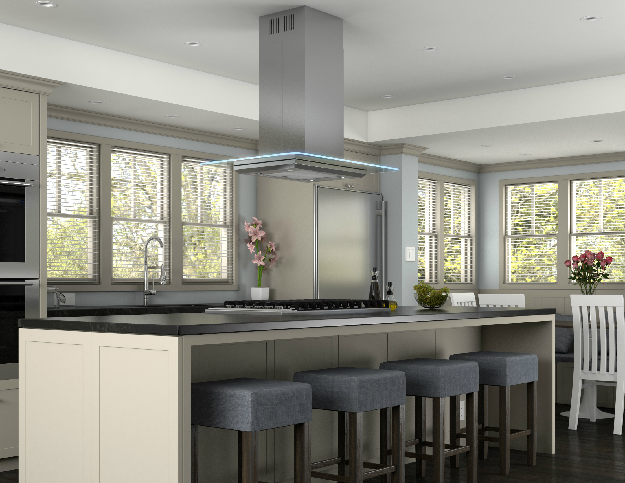 kitchen designs with island range hood kitchen island vent Kitchen Island Range Hood