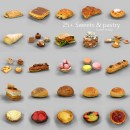 25+Sweets and Pastry Collection
