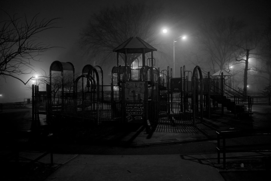 Befogged Playground